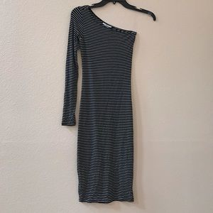 NWT Bar III Asymmetrical Dress